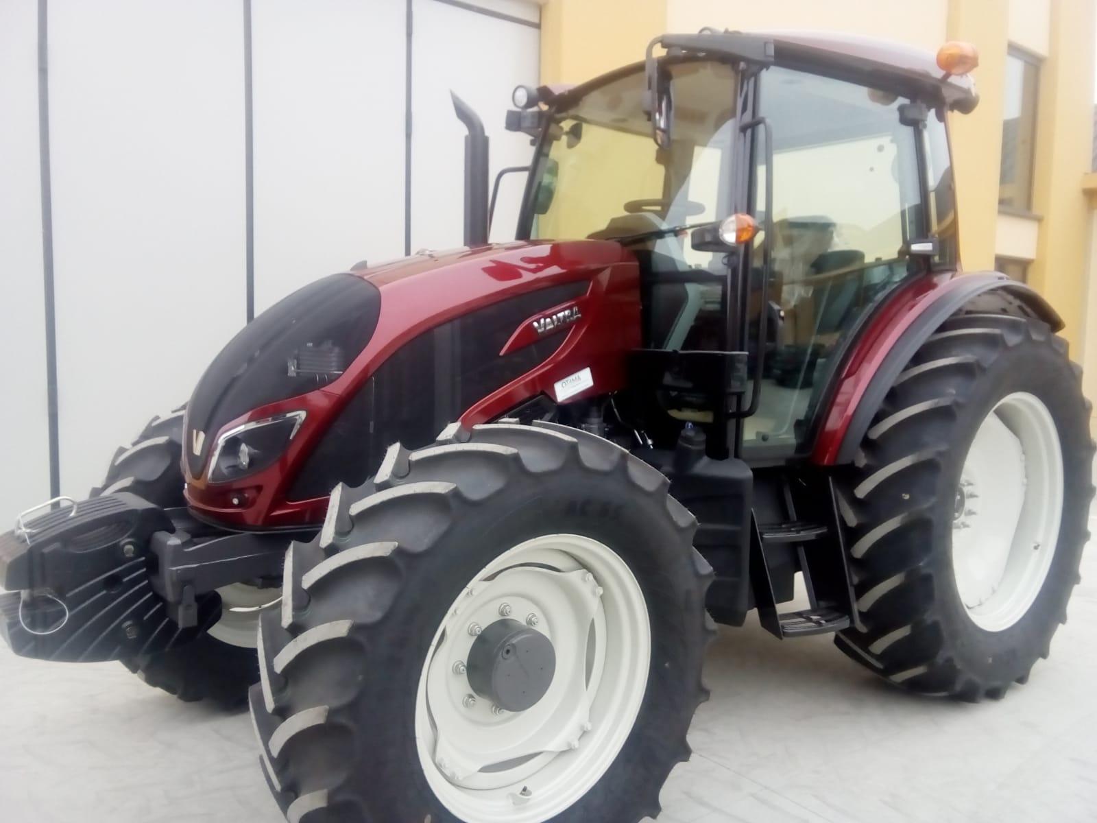 Consegnato VALTRA serie A 134🚜 ad az. agr. La fattoria ss Moncalieri (To)